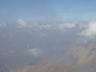Dent Parrachée  Glaciers de la Vanoise