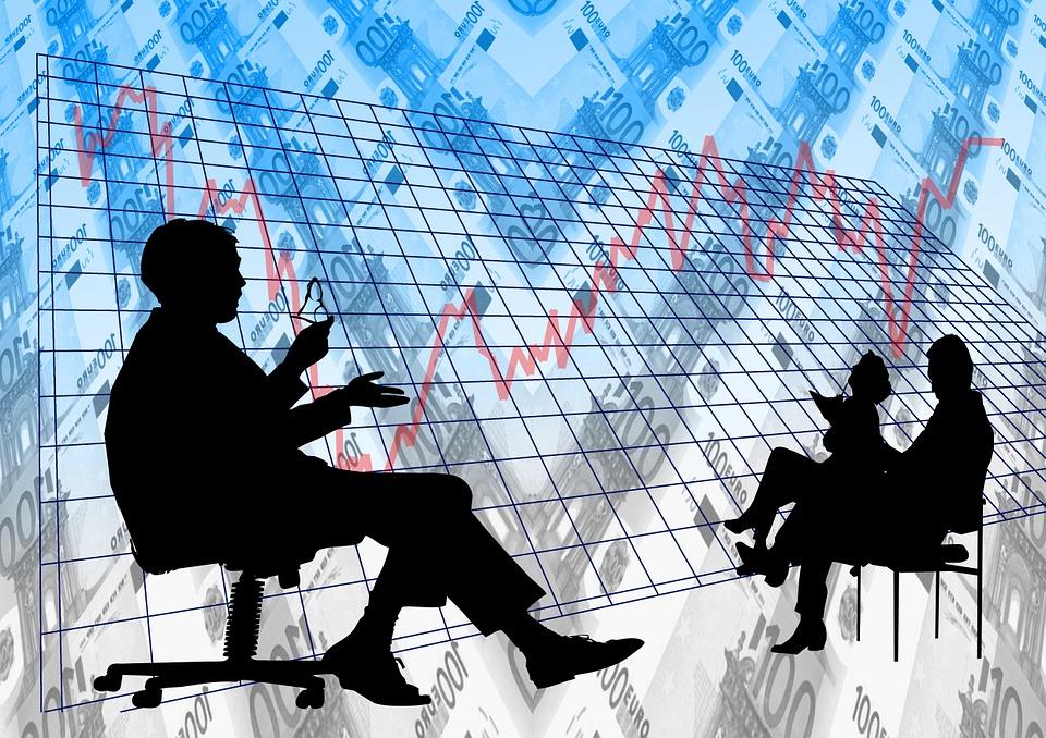 Analyse, Payer, Hommes D'Affaires, Réunion, Banques