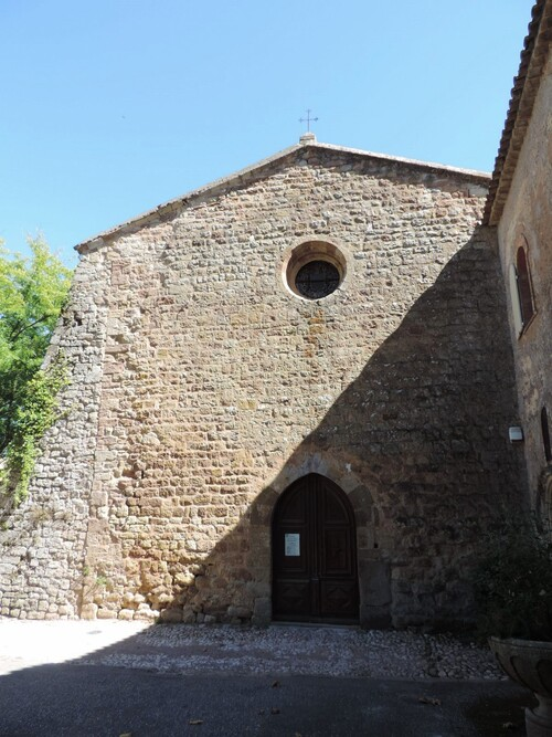 Chapelle Ste Roseline