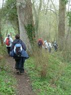 La randonnée du 25 mars à Fresney-le-Puceux