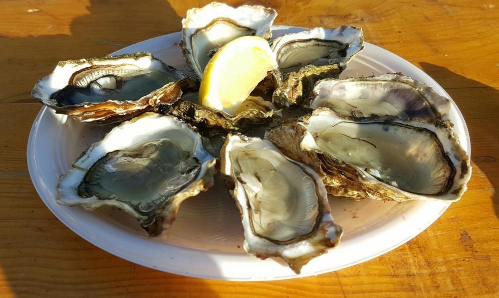La fête aux huîtres 2015 d'Arès...