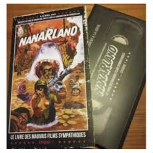 Nanarland : le livre !