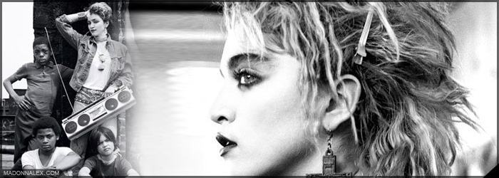 Madonna - Madonna NYC 83 - Richard Corman