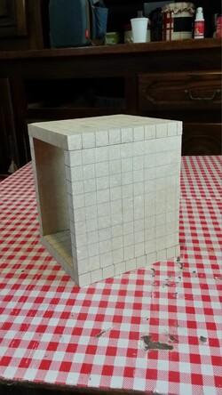 Le Pixel Cube