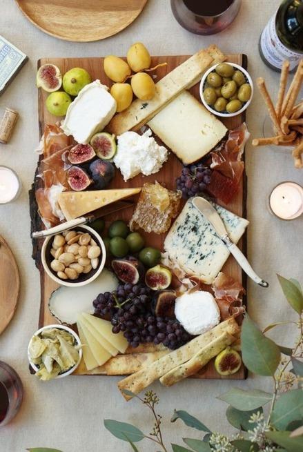 Calendrier des fromages : décembre