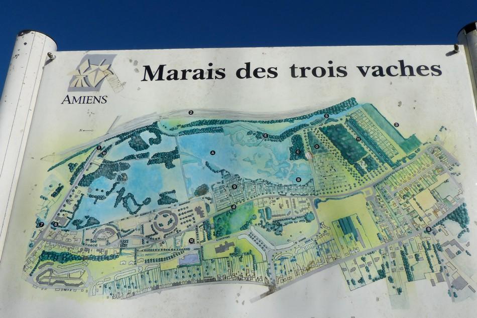 Le Marais des Trois Vaches