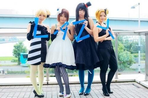 Image cosplay K-on ! #2