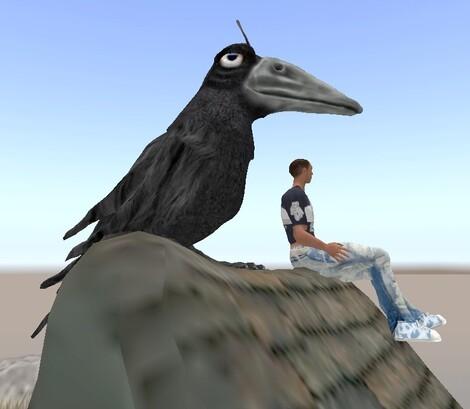 Mon pote le corbeau