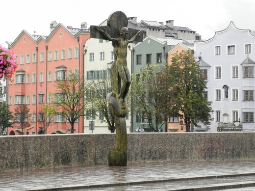Le centre historique d'Innsbrück en Autriçe (photos)