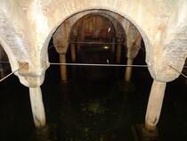 Monastère Néa Moni  à Chios   citerne