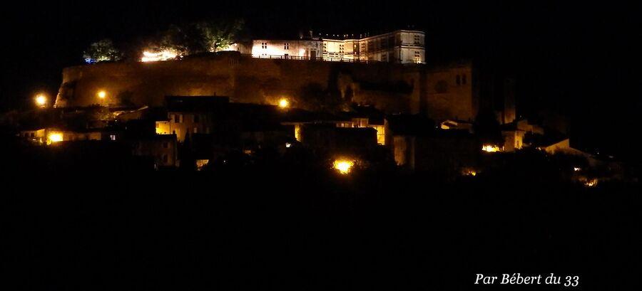 la grotte de Roche Courbière à Grignan