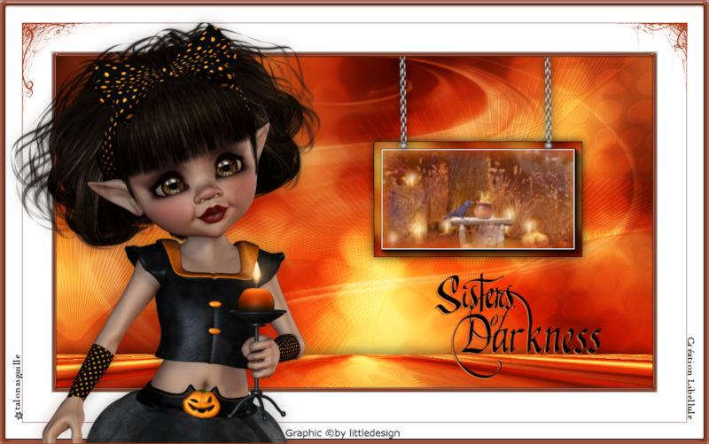 *** Sisters of darkeness ***