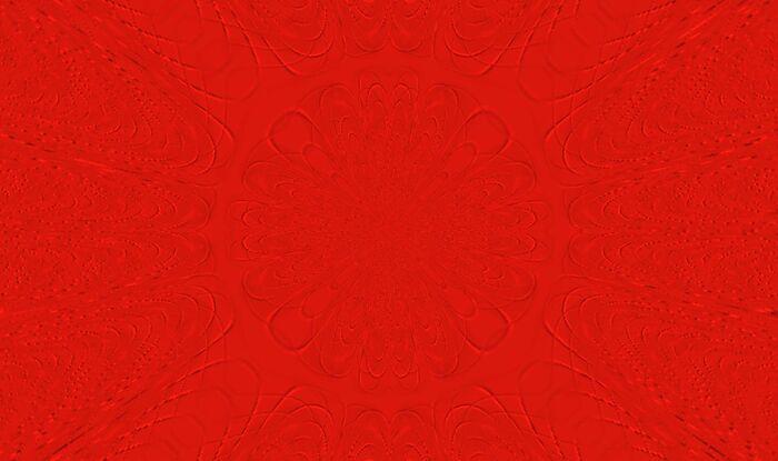deux fonds rouge