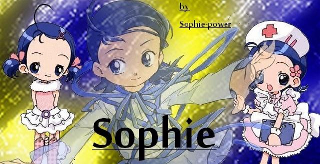 Montage de Sophie