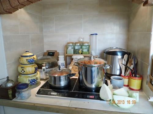 Je dis souvent : Je ne sais pas cuisiner ...