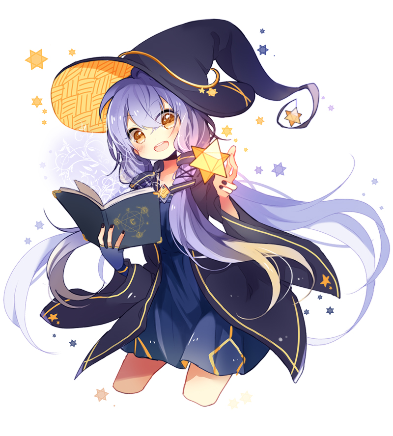 sorcière hey mangas