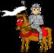 L'Histoire en dessins - Le Moyen âge : le chevalier