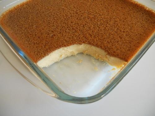 Oeufs au lait saveur caramel