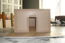 Maison de campagne miniature