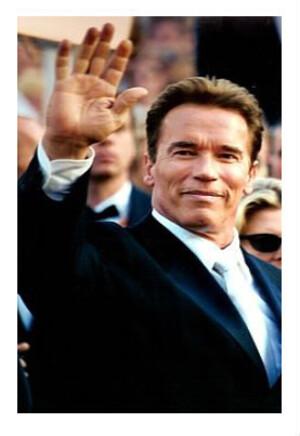 Arnie opéré du coeur.