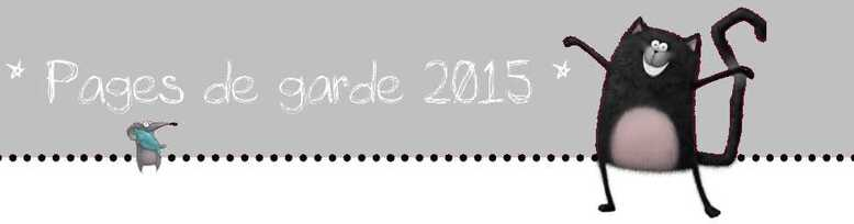 * Pages de garde 2015~2016 version Splat *
