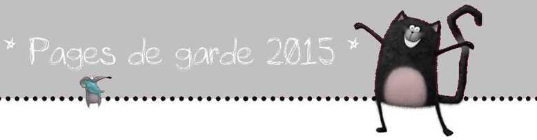 * Pages de garde 2015~2016 version Splat *