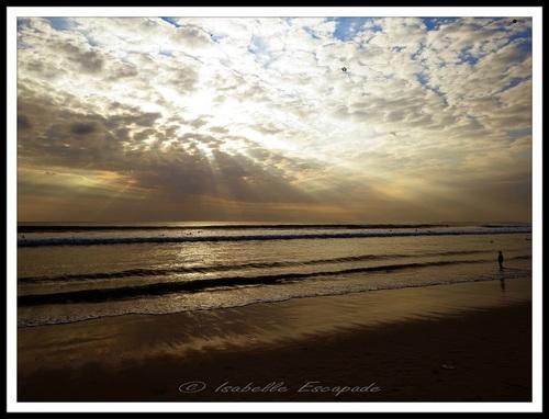 21 Août 2014 - Kuta Beach... Kuta Kota...