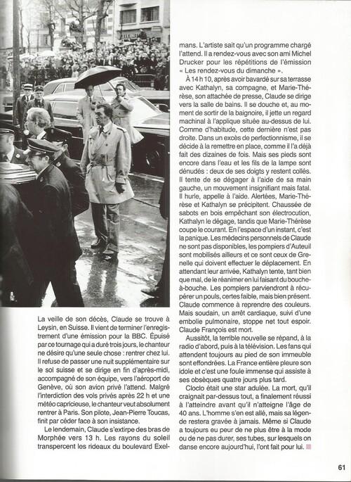L'IDOLE ETERNELLE 17/18