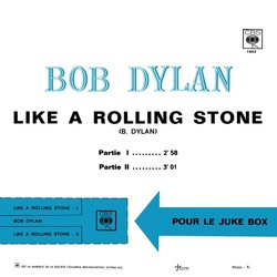 Side by Side 93 - Like Rolling Stone - Bob Dylan/Barb Jungr