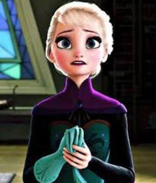 Elsa, lesbienne ?