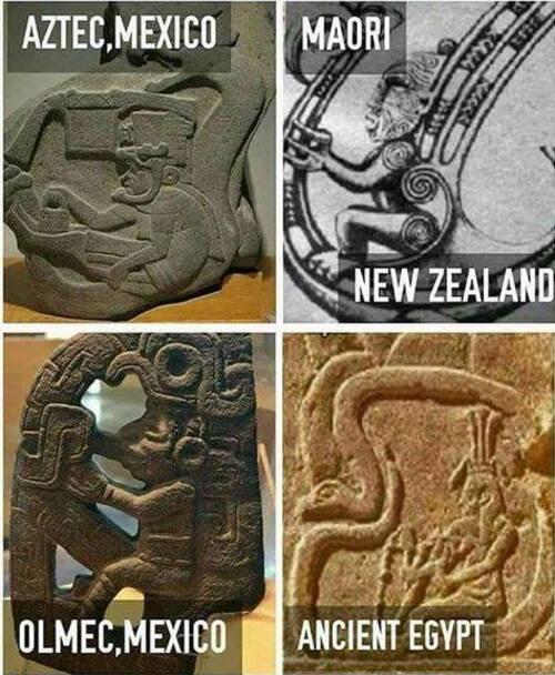 Similitudes historiques