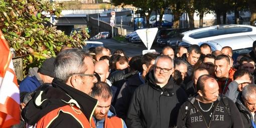 Naval Group. L'Ile-Longue au ralenti (LT.fr-17/10/19-12h)