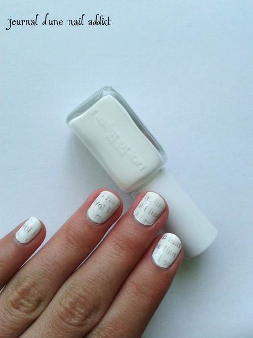 nail art impression journal
