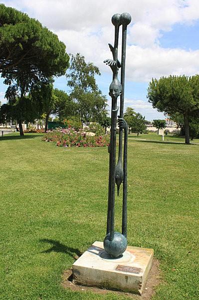 les jardins du front de mer de Royan -15-