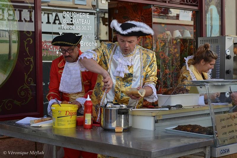 Rambouillet : Fête de la Saint Lubin ... Petite histoire