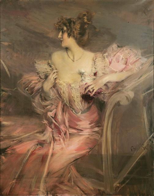 Giovanni Boldini, Marthe de Florian (1898)
