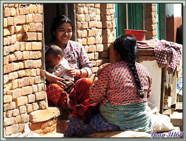Blog de images-du-pays-des-ours : Images du Pays des Ours (et d'ailleurs ...), Portraits à Bungamati - Népal
