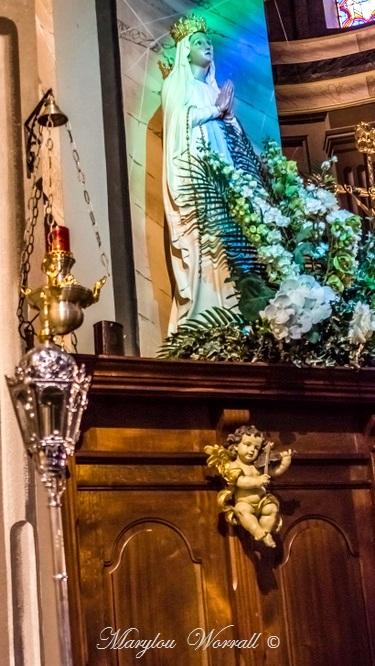 Corse : Porto Vecchio, Église Saint Jean-Baptiste