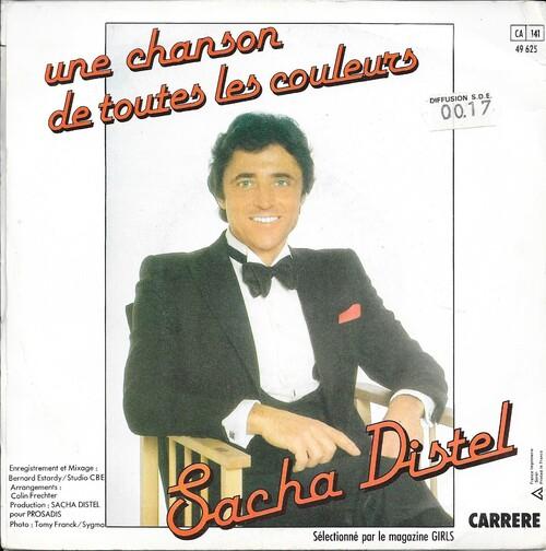 Sacha Distel - On N'Est Pas Des Grenouilles 02