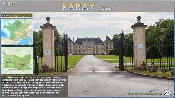 Raray (oise)