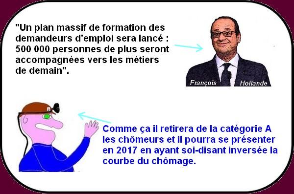 les voeux de Hollande 02
