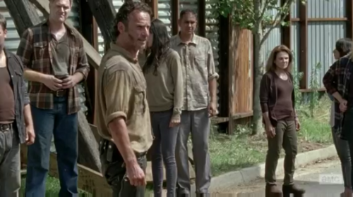 "The Walking Dead S06E05 ""Now"" : révélation terrible"