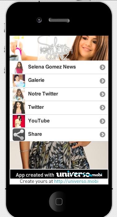Selena Kayleigh Gomez