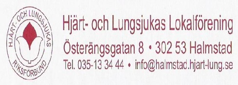 Halmstad Hjärt-Lungsjukas Förening