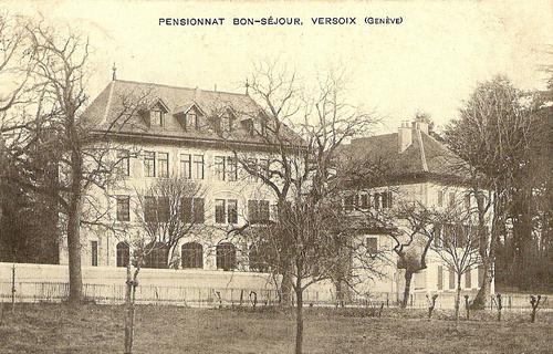"""Pensionnat """"Bon Séjour"""""""