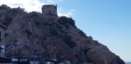 Balade en Corse - le centre - Piana