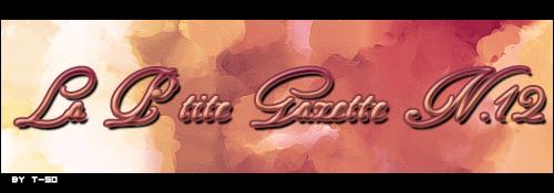 La P'tite Gazette N°12