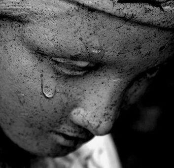 Des larmes, pas d'amalgame