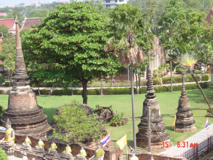 Ayuthaya Thaïlande