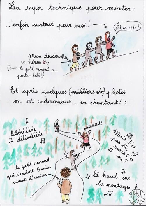 Voyage dans les Vosges 2/3